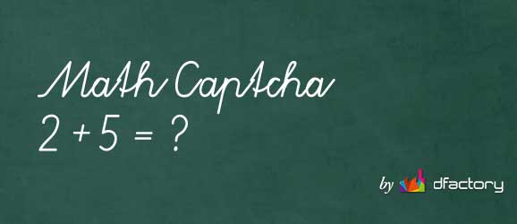Free-Math-Captcha-WordPress-Plugin