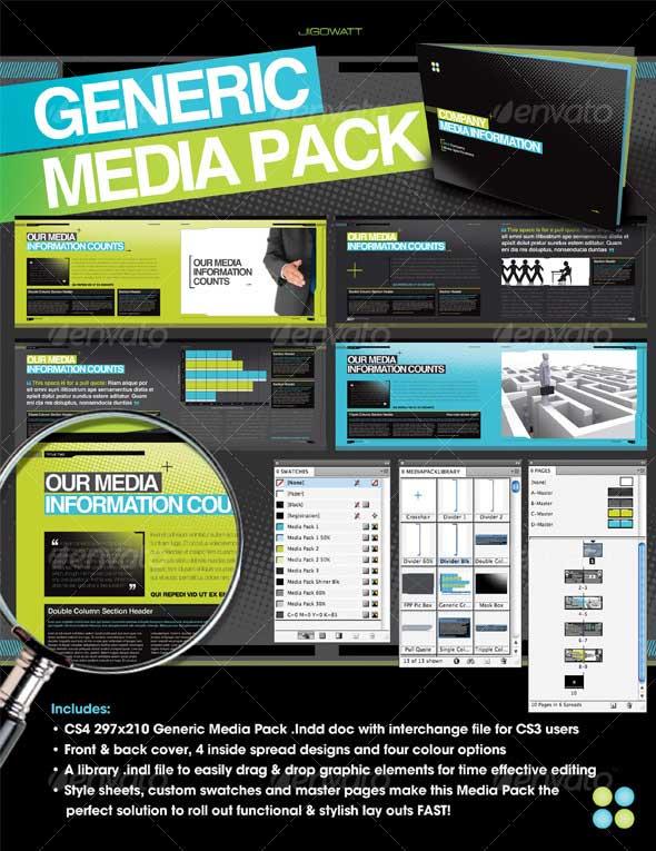 Generic-Media-Pack
