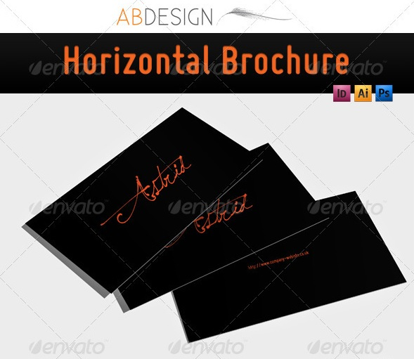 Horizontal Brochure