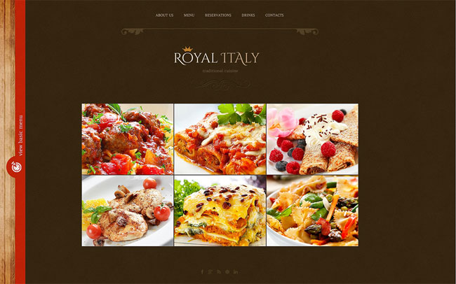 Italian-Restaurant-Website-Template