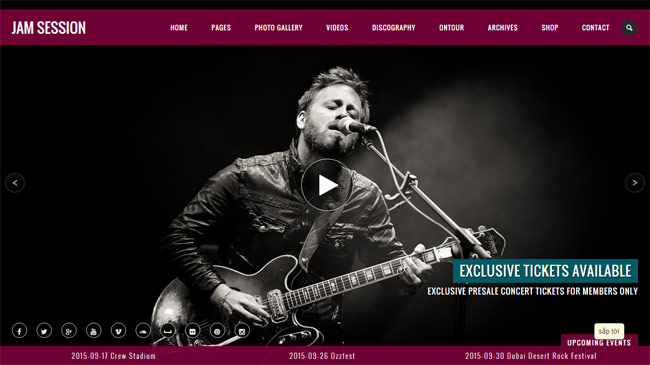 JamSession-Music-and-Music-Band-WordPress-Theme