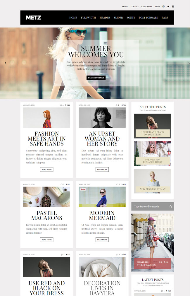Metz-A-Fashioned-Editorial-Magazine-Wordpress-Theme