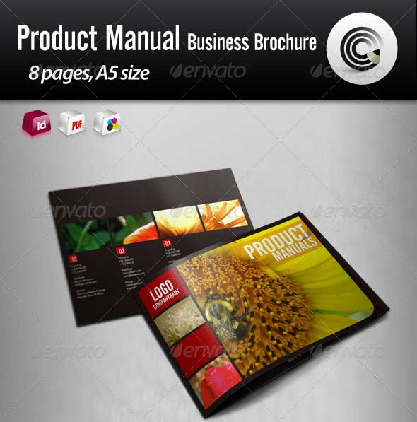 Product-Manual-Business-Brochure