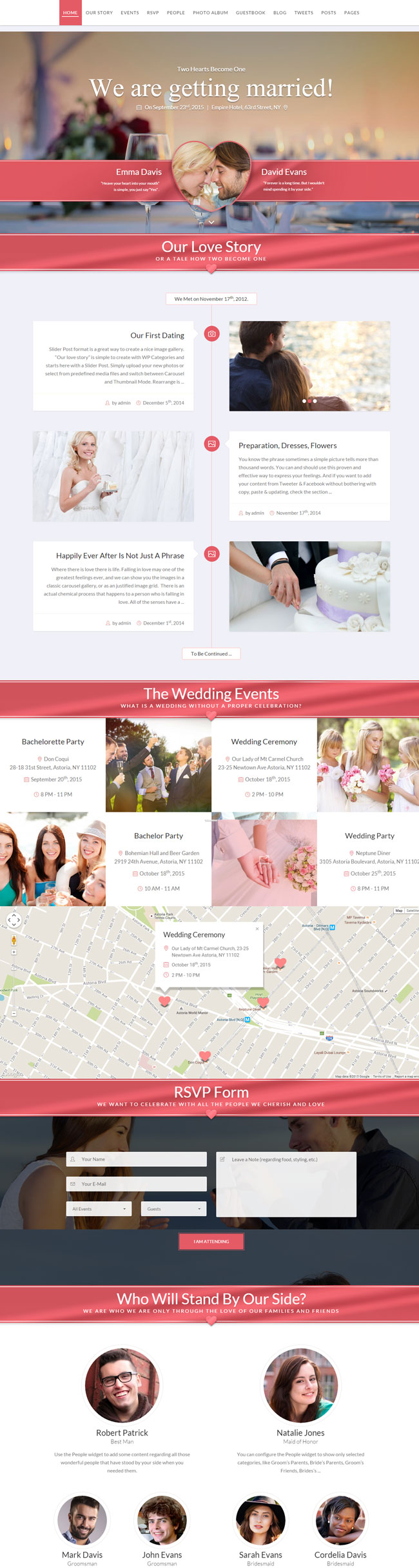 SayYes-WordPress-Wedding-Theme