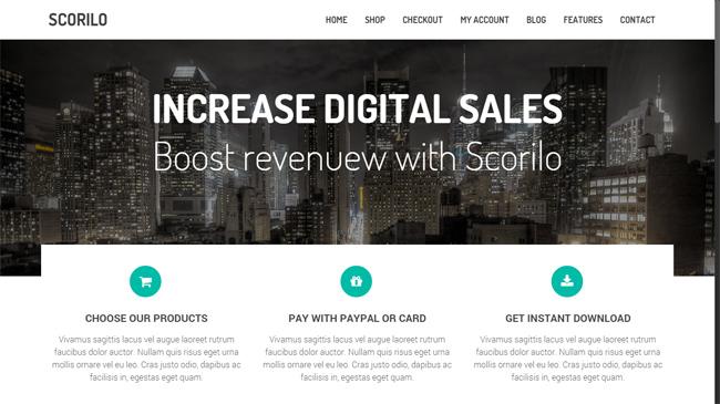 Scorilo-Wordpress-Theme-for-Digital-Products