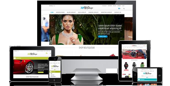 WebShop - Multi-Purpose Responsive Magento Theme