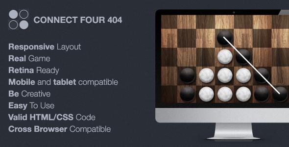 connect-four-404-maintenance