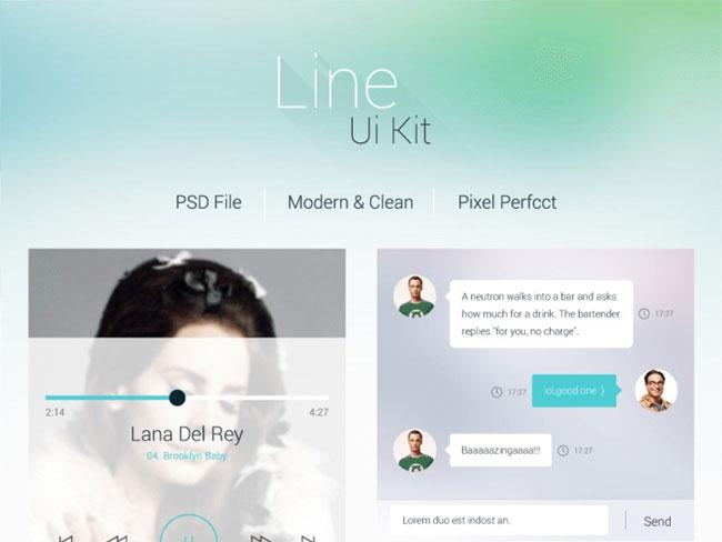 line-flat-clean-app-ui-kit-thumb