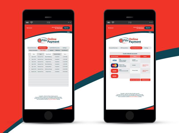 Pay App UI Kit for IOS 8 4