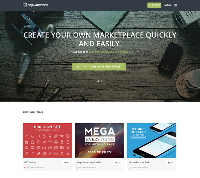 squarecode-premium-wordpress-theme