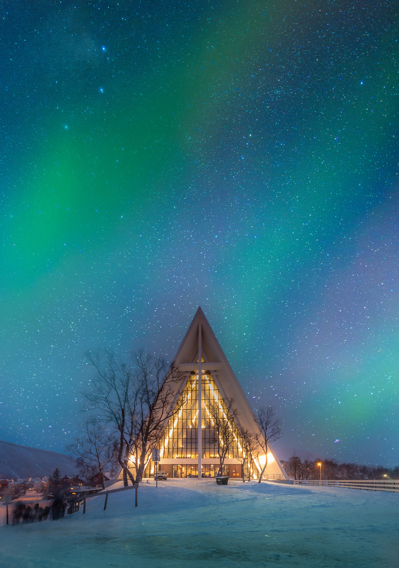 Arctic-Cathedral