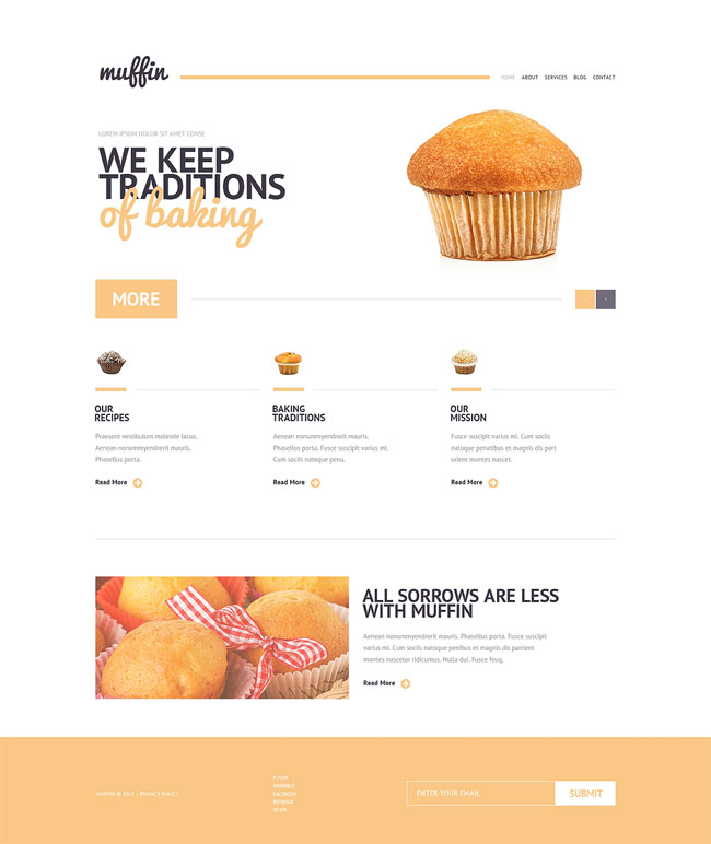 Bakery-Responsive-WordPress-Theme