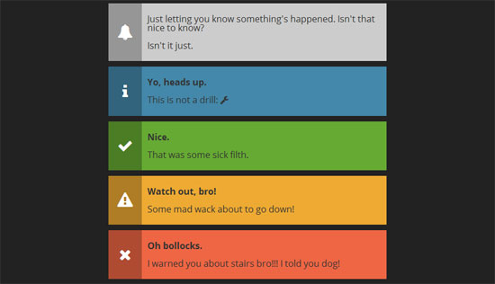 CSS3-Notifications-Box
