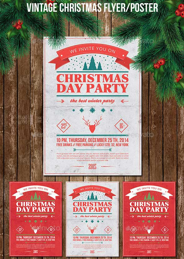 35 Best PSD Event Flyer Templates DesignMaz – Promotional Flyer Template