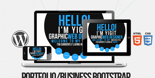 CircleZ - Portfolio-Business Bootstrap Theme