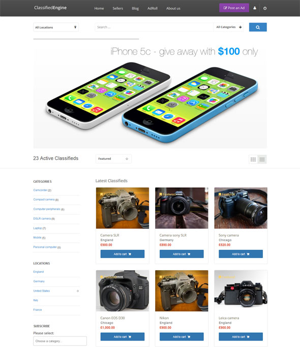 Classified-Ads-Software-WordPress-Theme