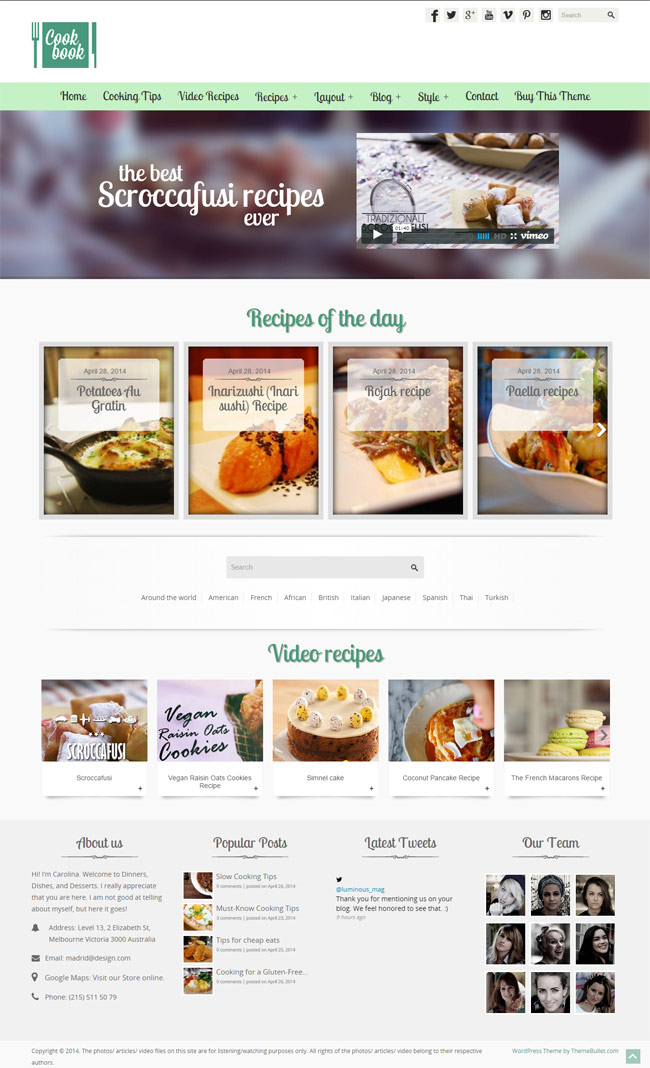 CookBook-Recipe-Food-Blog-WordPress-Theme