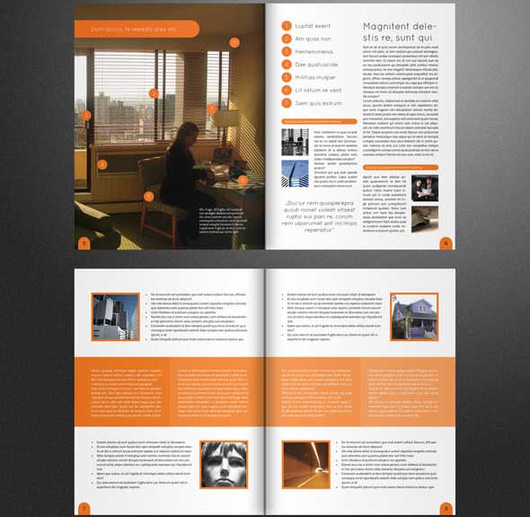 Company Brochure Templates | Company Brochures Templates Photos Brochure Vectors Photos And