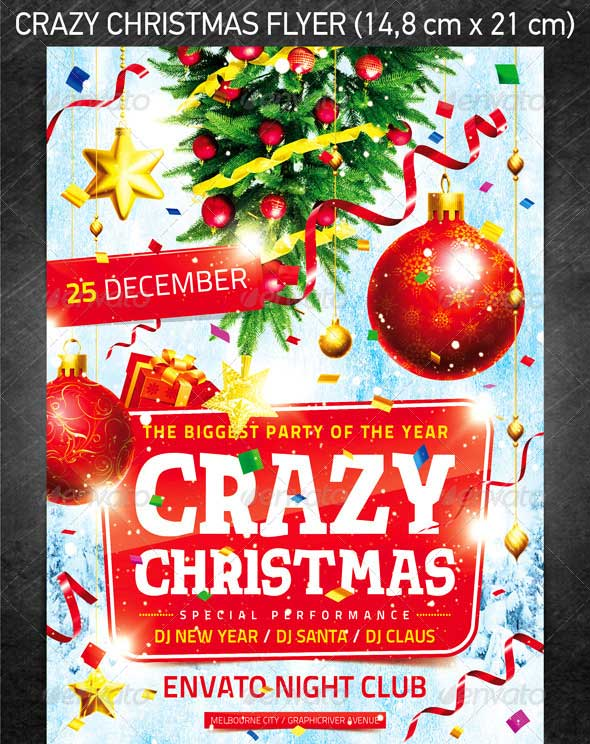 Crazy-Christmas-Flyer