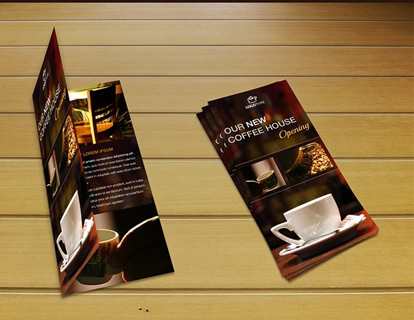 Free-PSD-Coffee-Brochure-Template