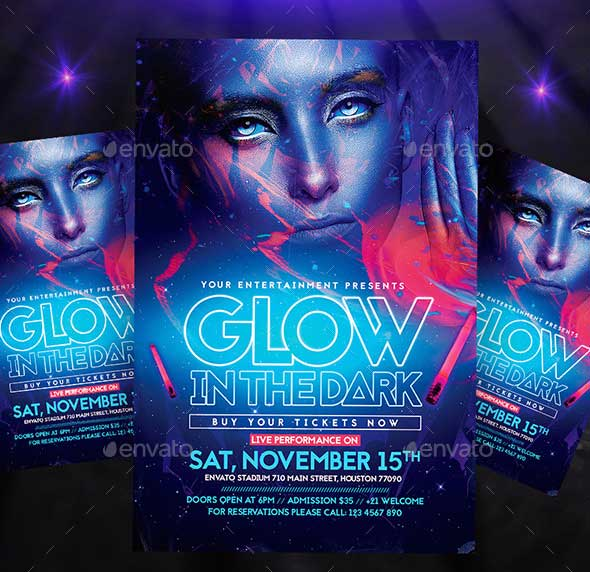 Glow-in-the-Dark-Flyer-+-Instagram-Promo