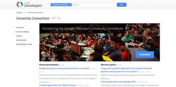 Google-Code-University