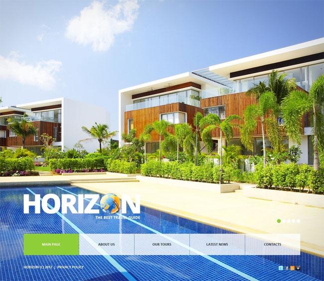 Horizon-Trave-Joomla-Template