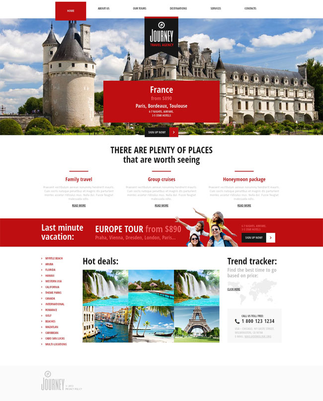 Journey-Travelling-for-Knowledge-Joomla-Template