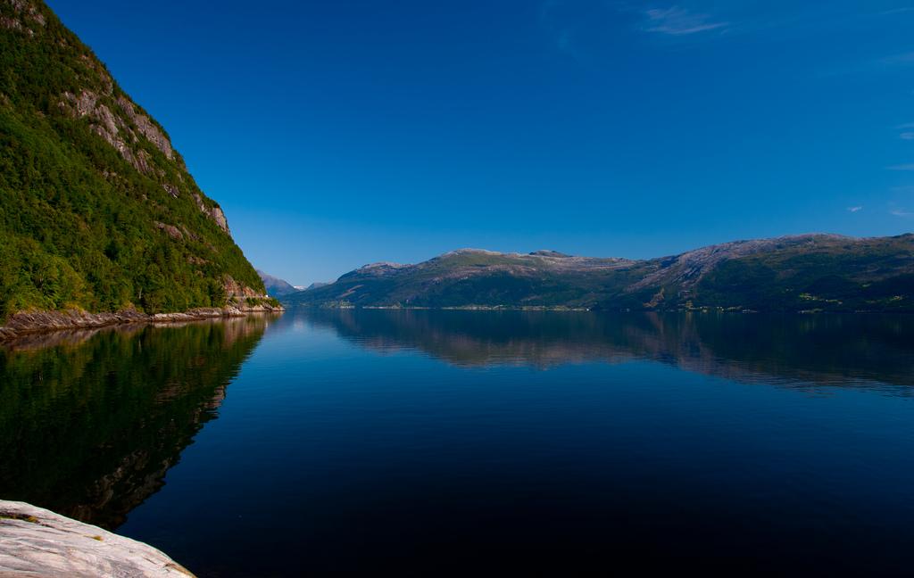 Norwegian Fjordland