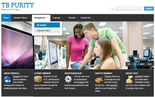 TB-Purity-Drupal-Template