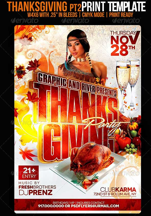 Thanksgiving-Flyer