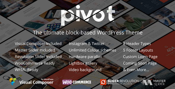 pivot-responsive-multipurpose-wordpress-theme