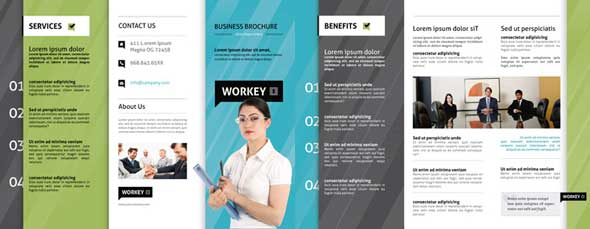 20 creative psd brochure templates for free 2017 designmaz here is one of the best psd brochure templates for everyone who want to promote your businesses and showcase social media skills maxwellsz