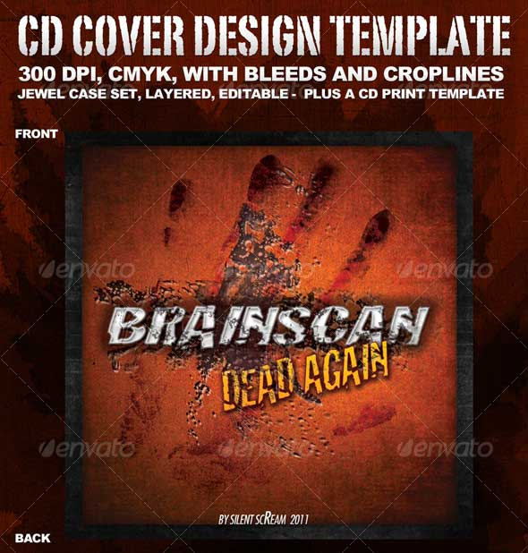 CD-Cover-Template-BrainScan