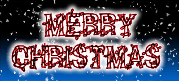 CF-Christmas-Shit-font