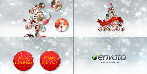 Christmas Wishes Opener-Multi Video Image