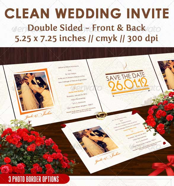 Clean-Wedding-Invite