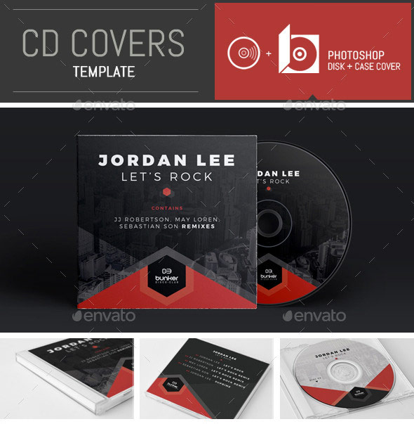 DJ-Music-Hexagon-CD-Cover-Template