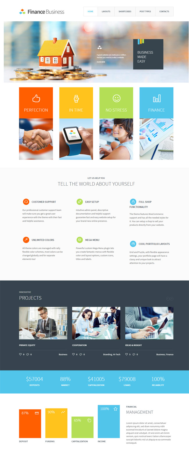 Finance-Business-Company-Office-Corporate-Theme