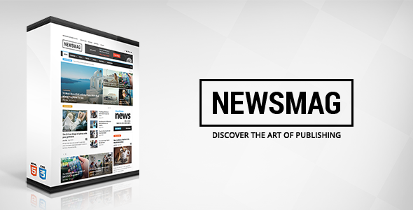 Newsmag - News Magazine Newspaper