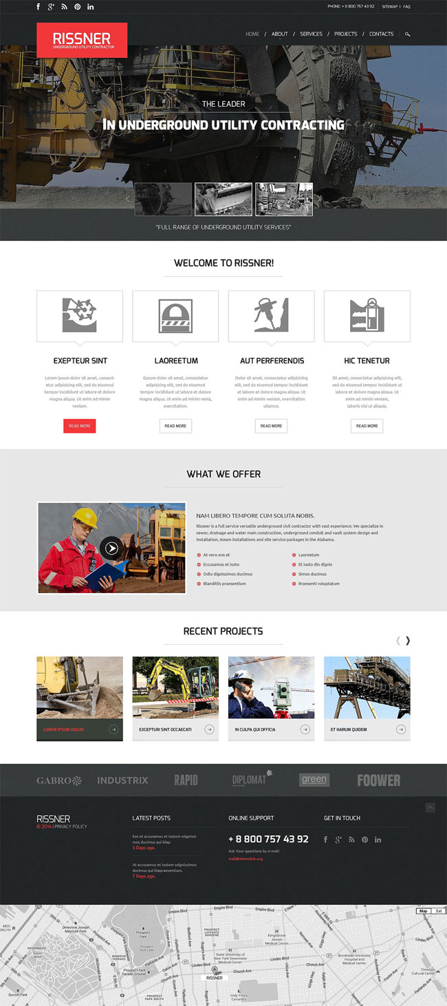 Rissner-Industrial-Responsive-Website-Template