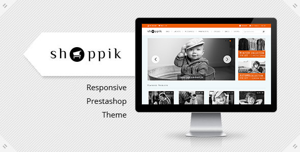 Shoppik - Responsive Prestashop Theme