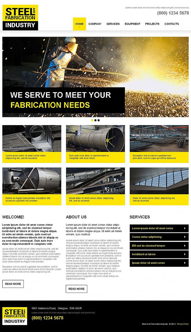 Steelworks-Moto-CMS-HTML-Template