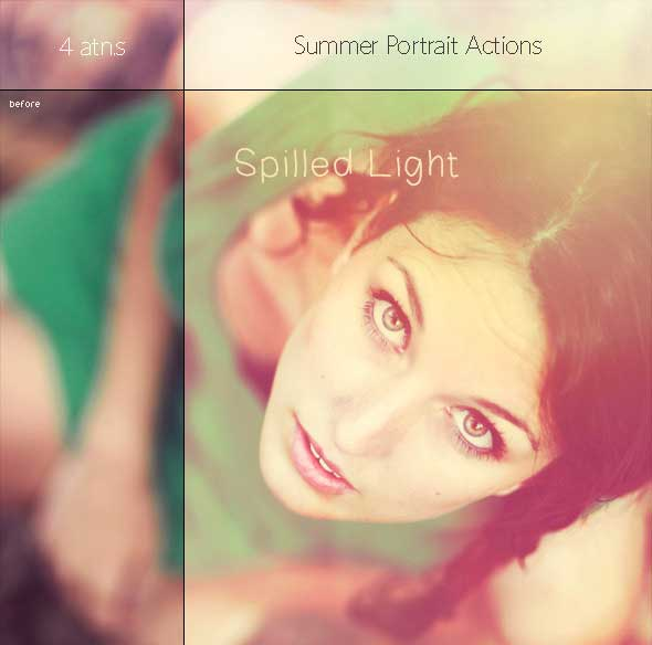 Summer-Portrait-Actions