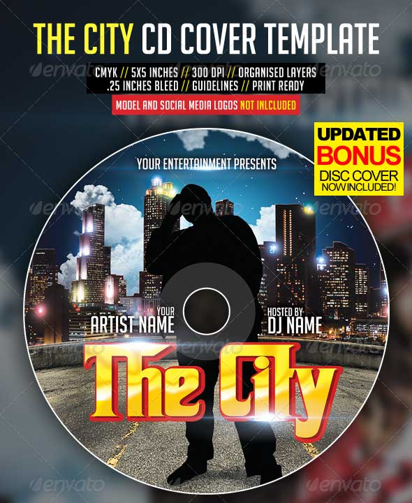 The-City-CD-Cover