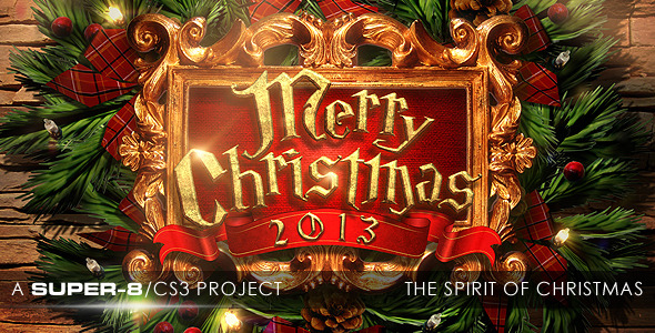 The Spirit of Christmas Greetings