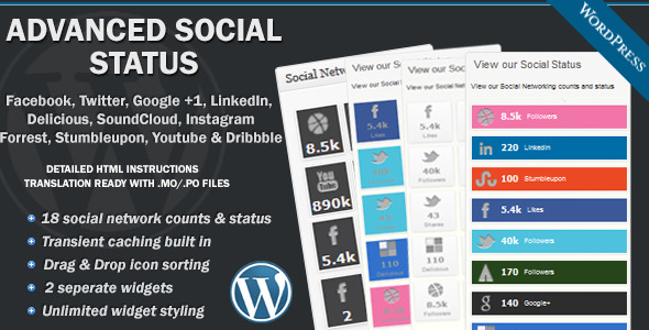 advanced-social-status-wordpress-social-counter