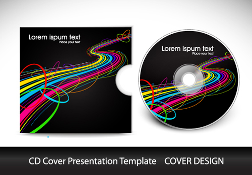 30 Amazing CD Cover PSD Design Templates DesignMaz – Psd Album Cover Template