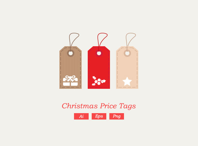 christmas-price-tags-vector