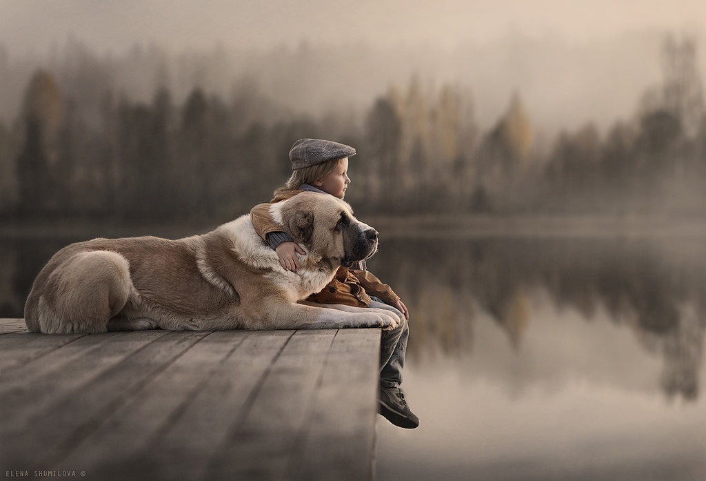 new-photo-series-of-kids-with-their-pets-from-elena-shumilova-4